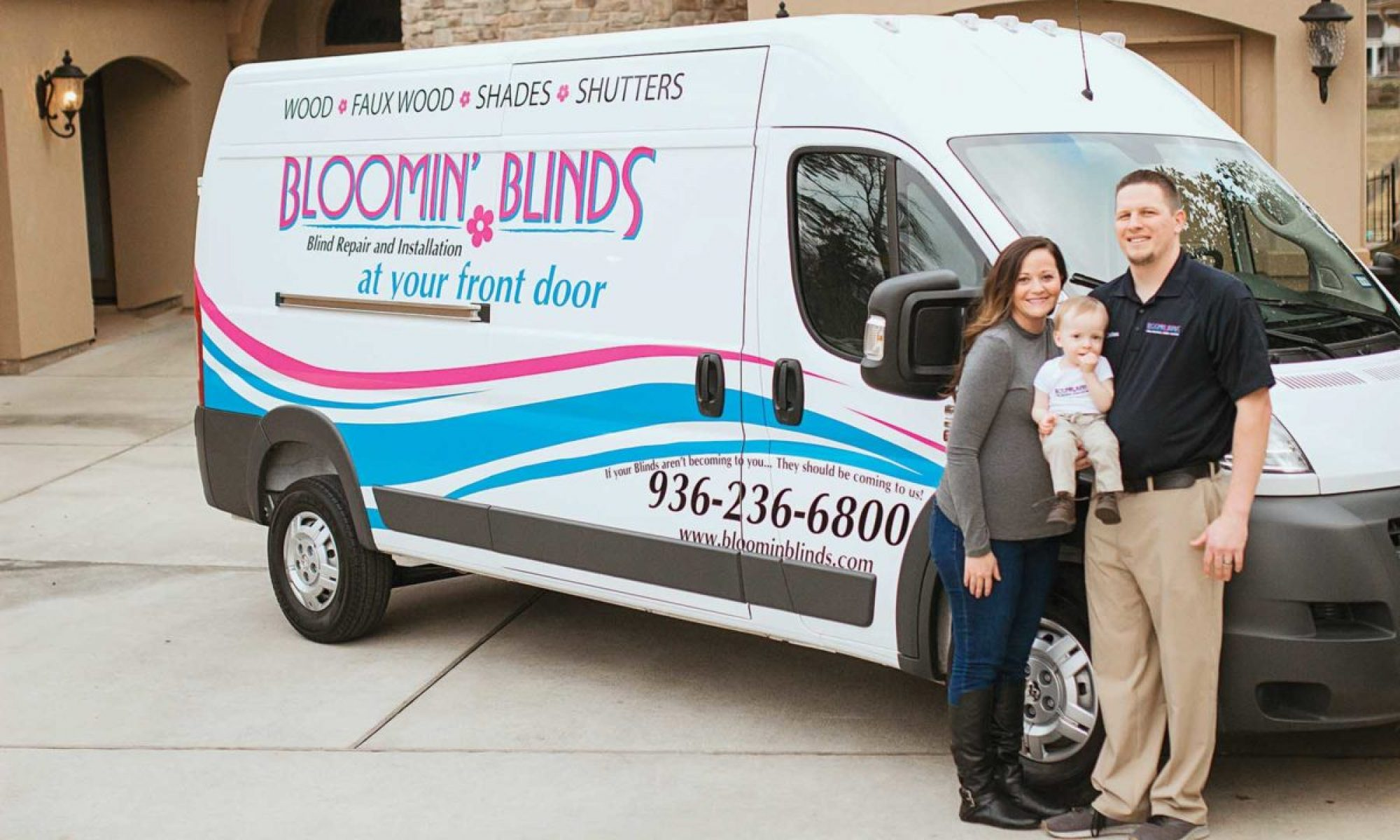 Bloomin Blinds Now Serving Customers From North Houston